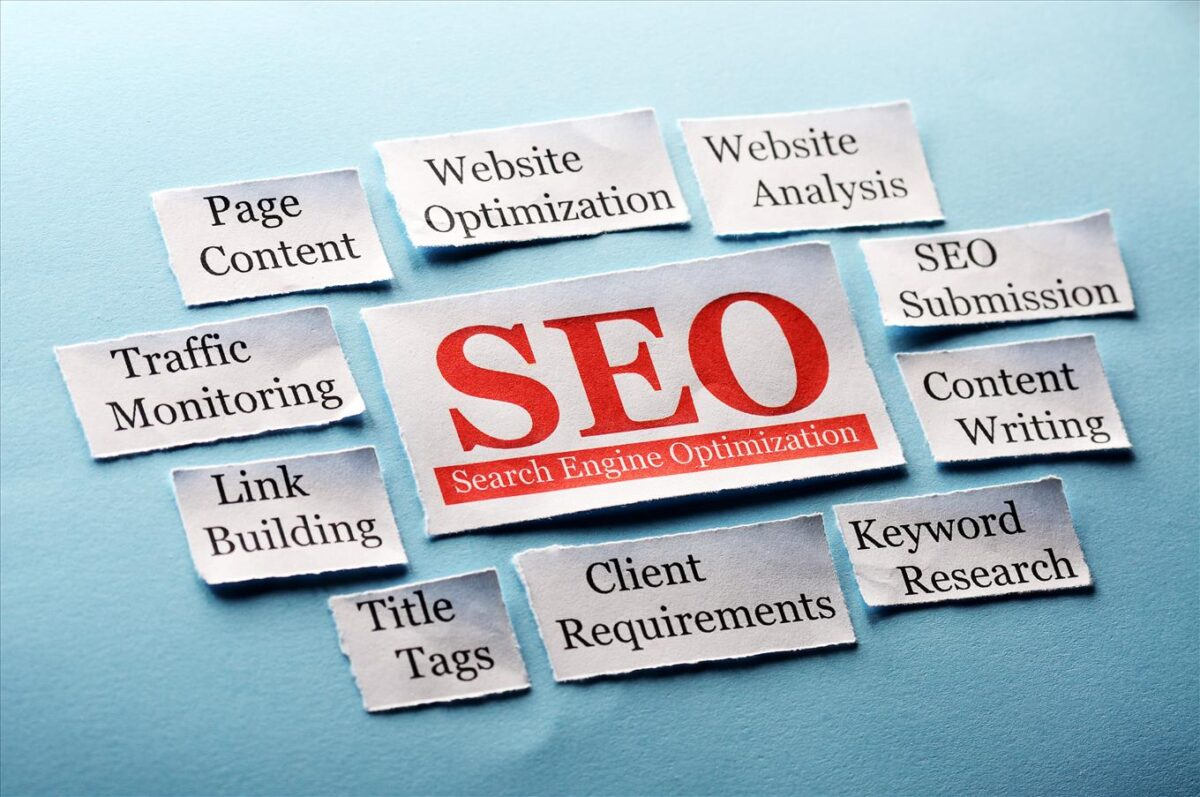 SEO Search Engine Optimization, Posicionamiento en Internet