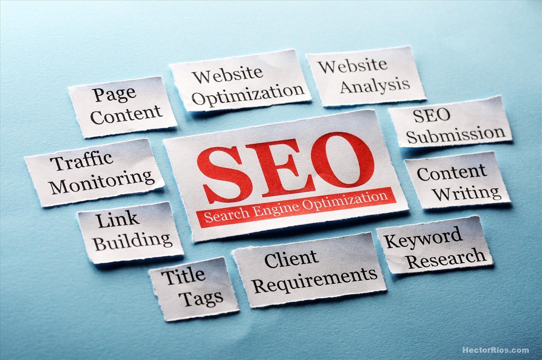 SEO Search Engine Optimization, Posicionamiento en Internet