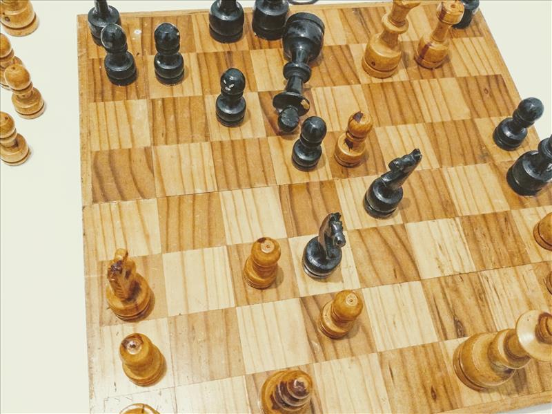 Tablero de Ajedrez, Juego de Estrategia