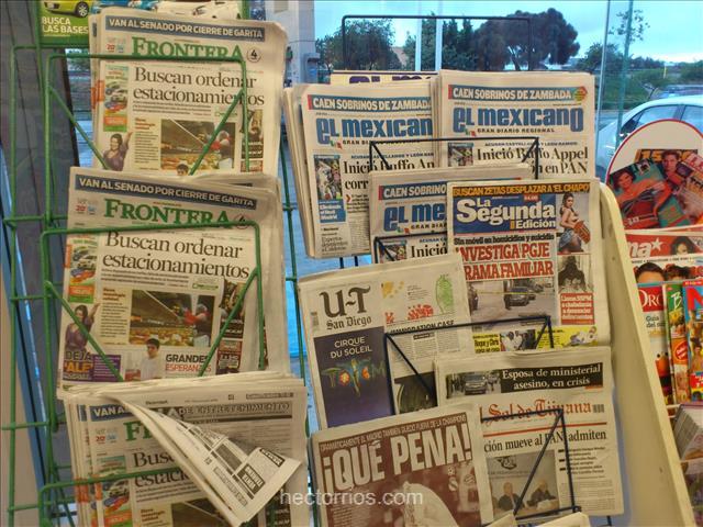 Periodicos y Noticias en Baja California